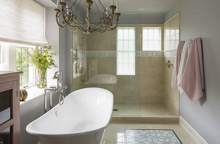 Tailored Bathroom Remodeling